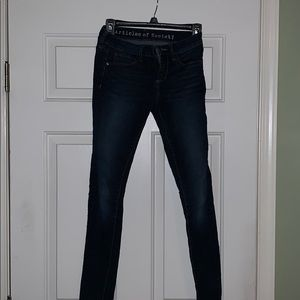 Barely worn articles of society skinny jeans